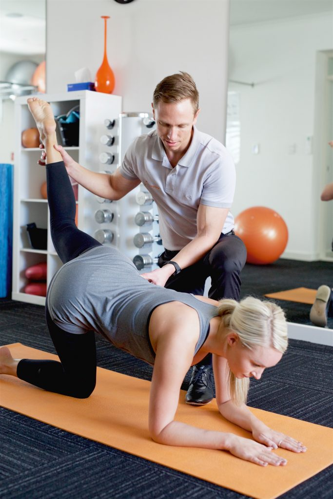 Pilates classes in West Adelaide
