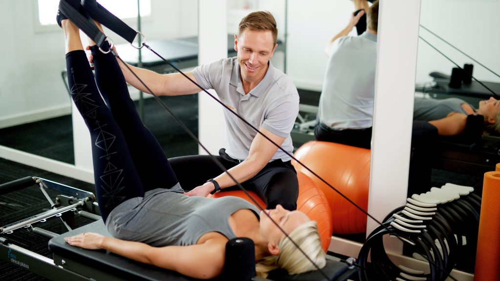 Clinical Pilates in Brighton, West Adelaide